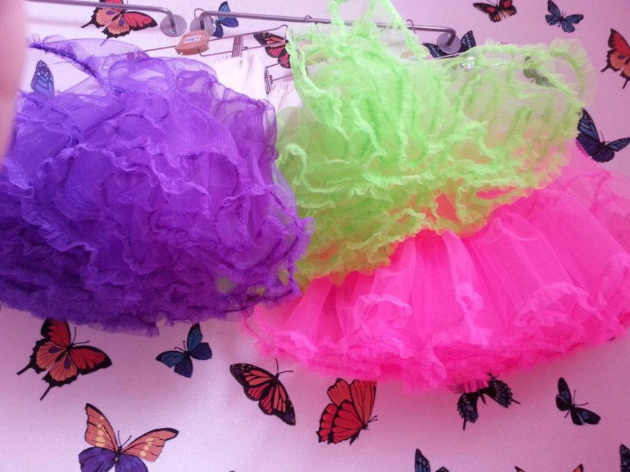 Petticoats voor een musical